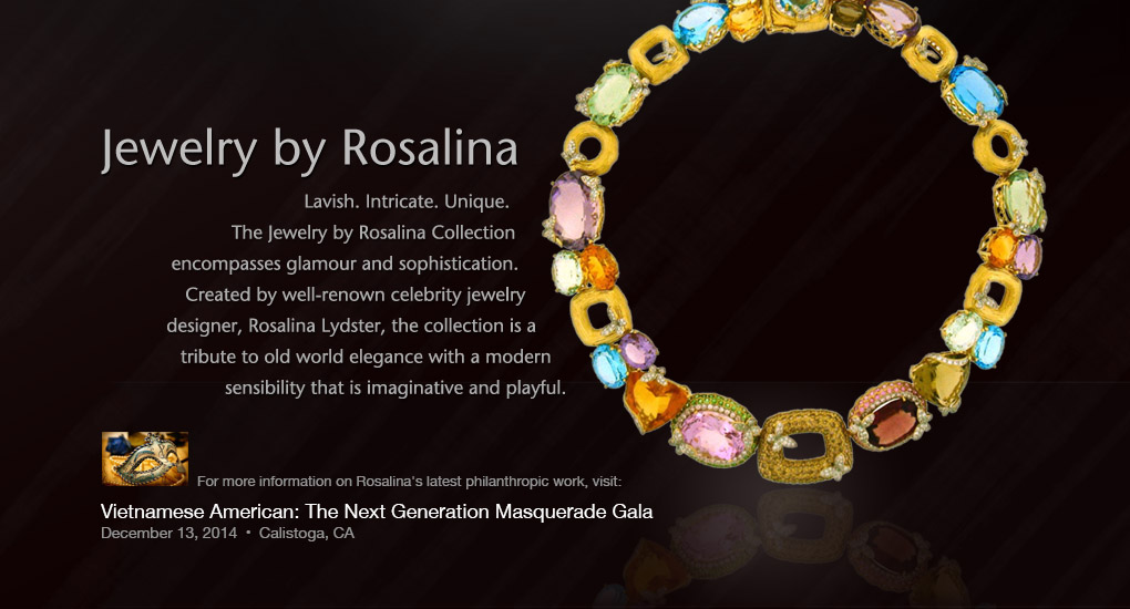 Jewelry by Rosalina Inc